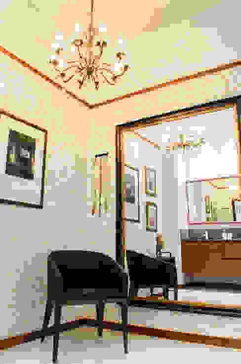 Baño Principal 01 Tejero & Ángel Diseño de Interiores Baños de estilo ecléctico