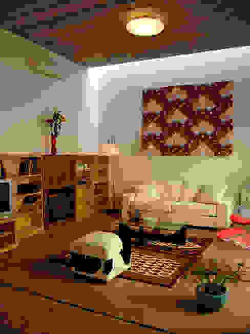 Home Loft: Livings de estilo  por Paula Mariasch - Juana Grichener - Iris Grosserohde Arquitectura