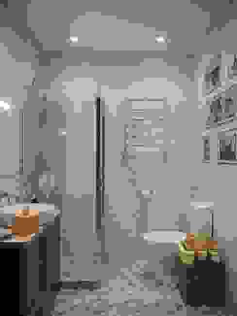 Ванные комнаты в . Автор – homify,