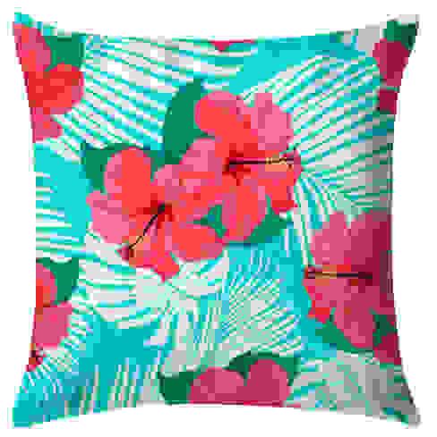 Hawaian Party Tres Mares DormitoriosTextiles Textil Multicolor