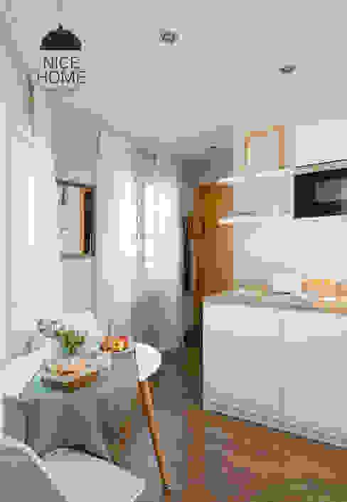 Dapur Gaya Mediteran Oleh Nice home barcelona Mediteran