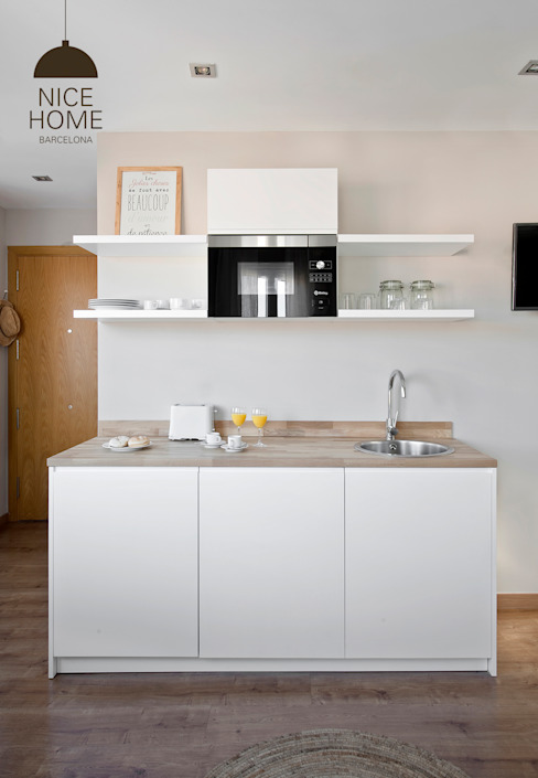 Kitchen by Nice home barcelona