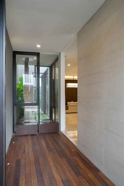 Hành lang by Simple Projects Architecture