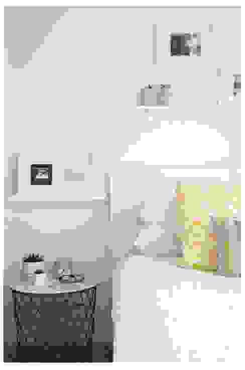 Scandinavian coastal style - scandi Dormitorios de estilo escandinavo de THE FRESH INTERIOR COMPANY Escandinavo