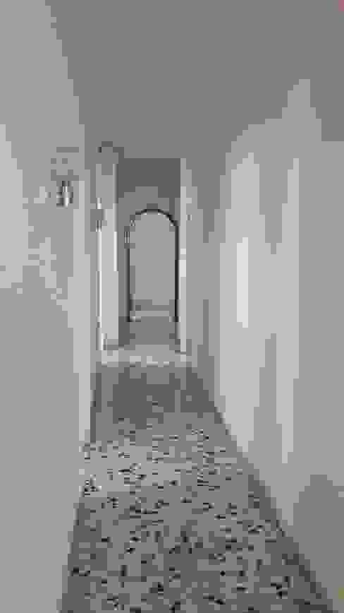 Corridoio Com'era Prima antoniodimaro + Partners
