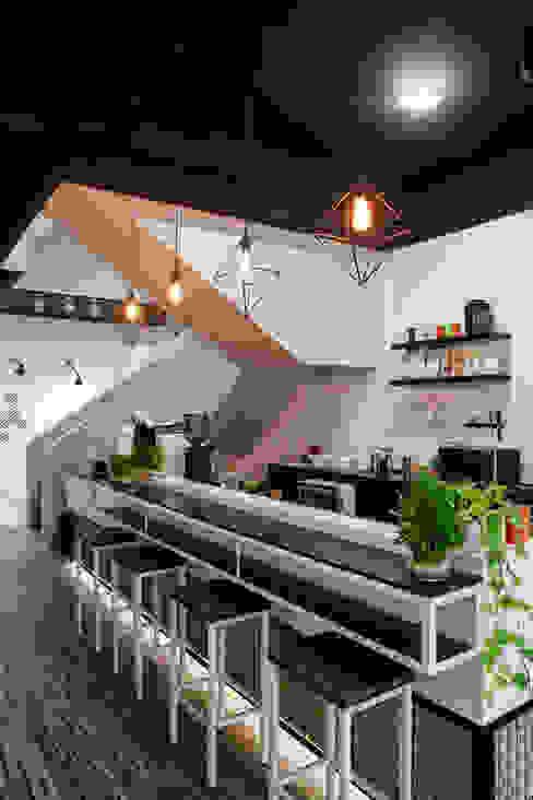 EINHAUS Gastronomía de estilo minimalista