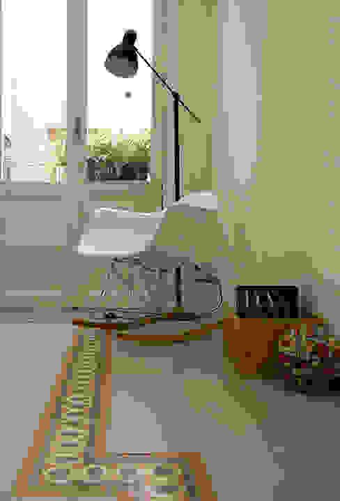 Ad'A DormitoriosAccesorios y decoración Concreto Blanco