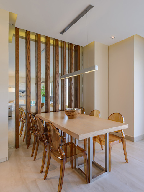 North Coast Villa Modern dining room by Hossam Nabil - Architects & Designers Modern