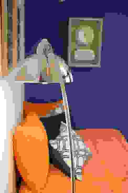 Eclectic style bedroom by Da! Diseño de Interiores Eclectic