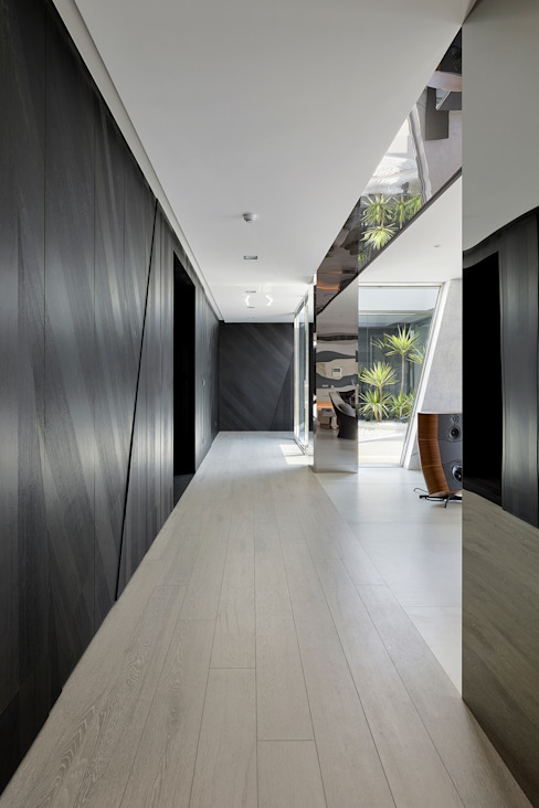迴廊天井 根據 Nestho studio