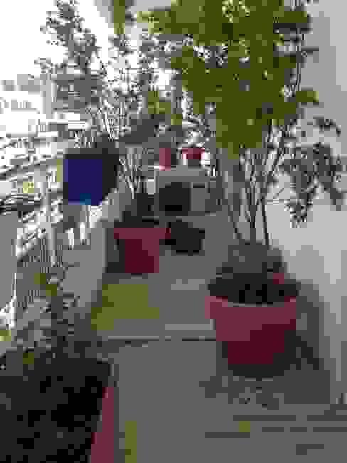 Balcones y terrazas clásicos de Ib - Paisajista Clásico