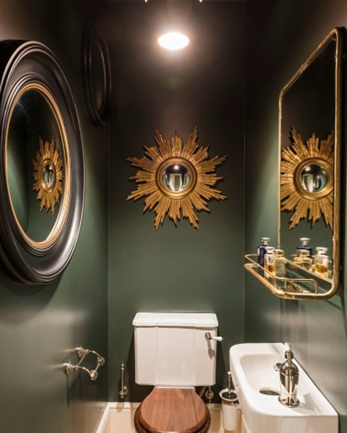 WC van tredup Design.Interiors Klassiek