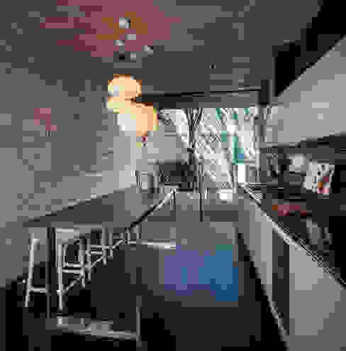 Modern Kitchen by homify Modern Concrete