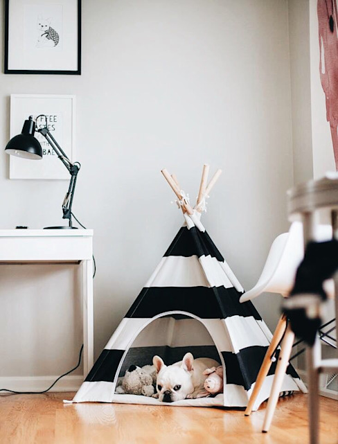Fantasy Pets di Semplicemente Insieme Moderno Legno Effetto legno