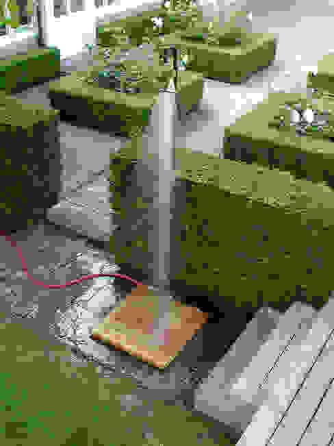 Show´R Gartendusche:  Terrasse von Petit Pont,Ausgefallen