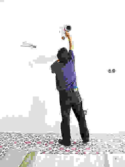 Em execução. Levantamento Cozinhas minimalistas por Avelino Nunes Viana Minimalista