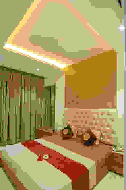 Master Bedroom Modern style bedroom by A Design Studio Modern Wood Wood effect