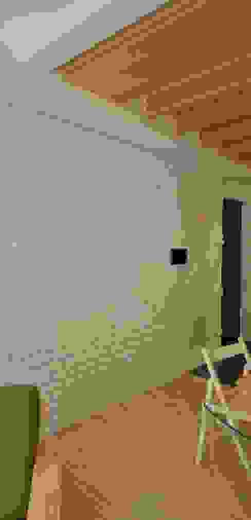 Murs de style  par 大觀創境空間設計事務所, Scandinave