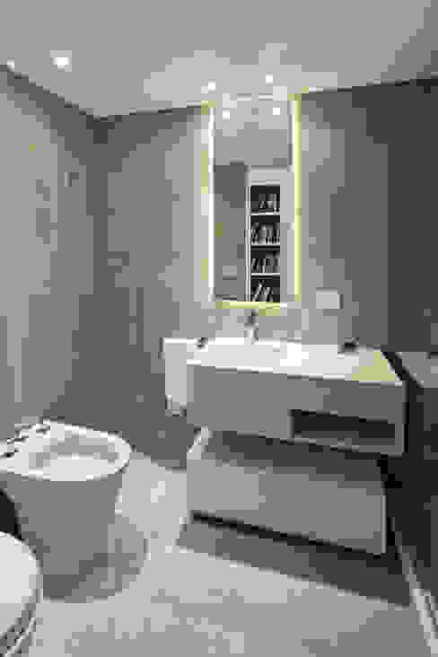 Bathroom by ATV Arquitectos, Modern