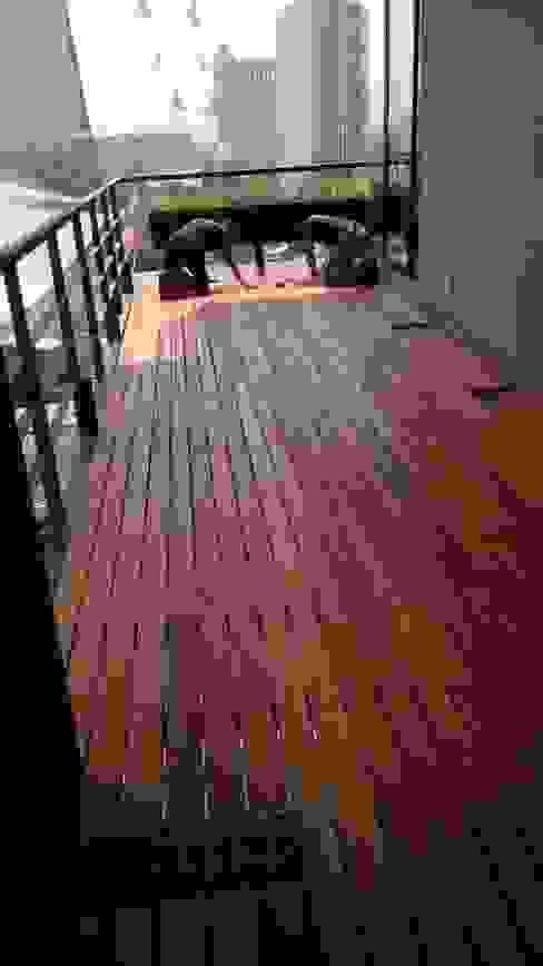 von Onice Pisos y Decoracion Modern Holz-Kunststoff-Verbund