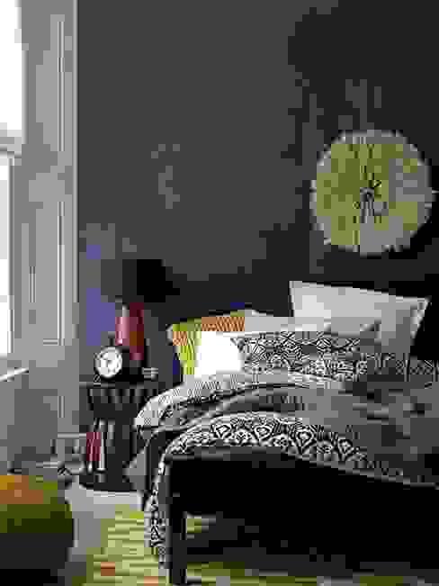 Interior Design Eclectic Quartos ecléticos por No Place Like Home ® Eclético