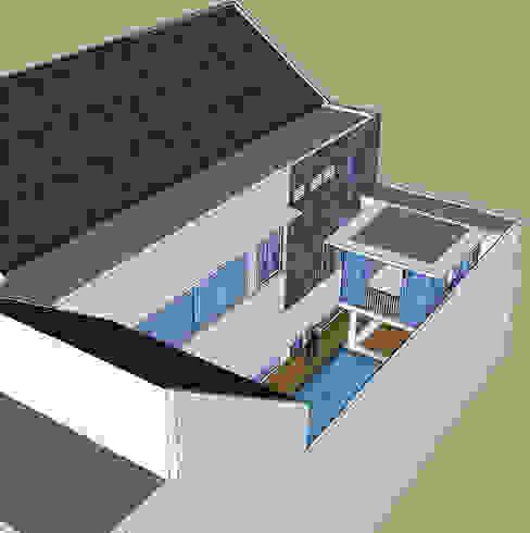 Rumah Mewah Modern Minimalis Dengan Kolam Renang Homify