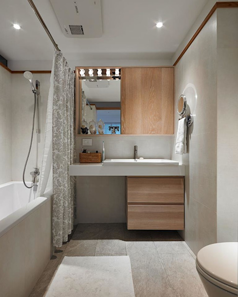 Modern Bathroom by Co*Good Design Co. Ltd. Modern