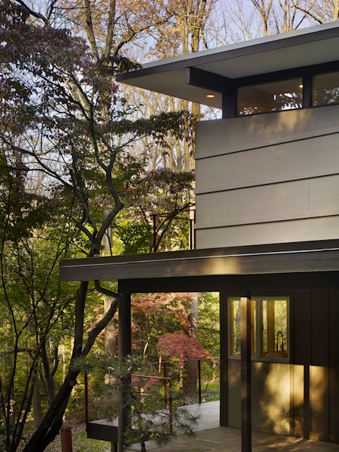 Seidenberg House by Metcalfe Architecture & Design Modern
