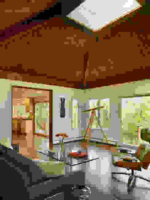 Seidenberg House Modern Bedroom by Metcalfe Architecture & Design Modern