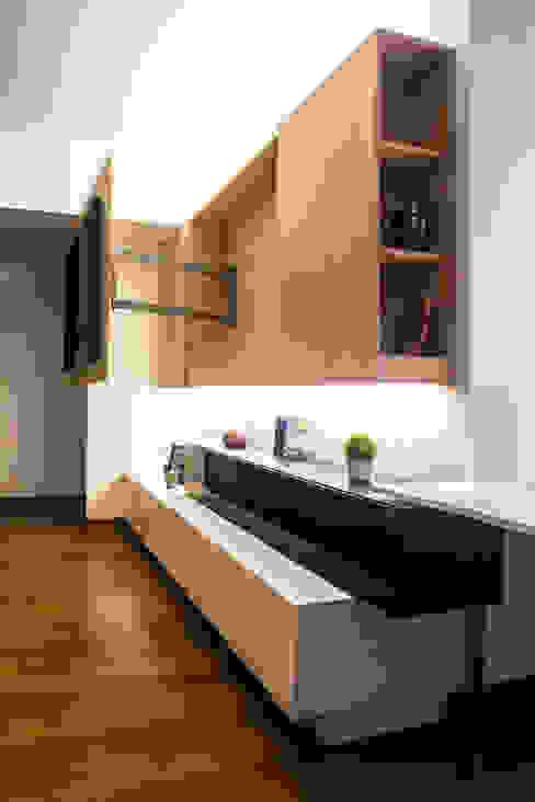 3 SOLID - Mueble TV Chetecortés DormitoriosClósets y cómodas