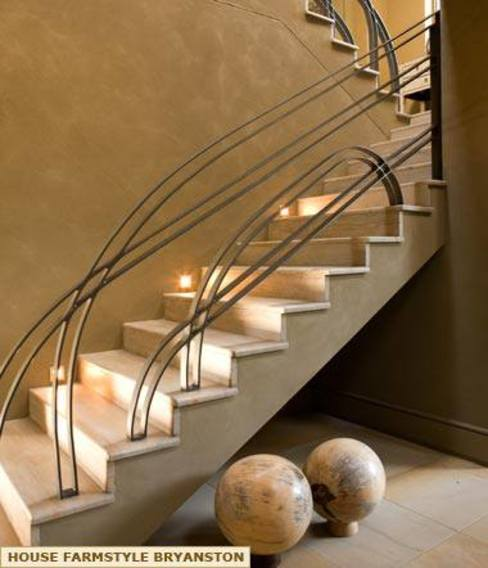 STAIR CASE DESIGN Kiara Tiara by Tanja Tomaz Stairs