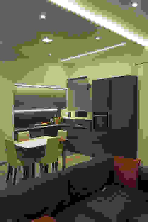 Architettura & Interior Design 'Officina Archetipo' Modern dining room