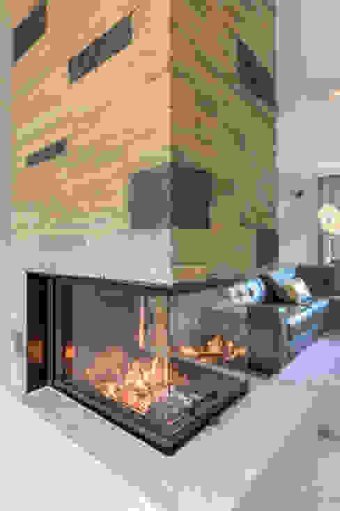 Aangenaam Interieuradvies Salones de estilo moderno
