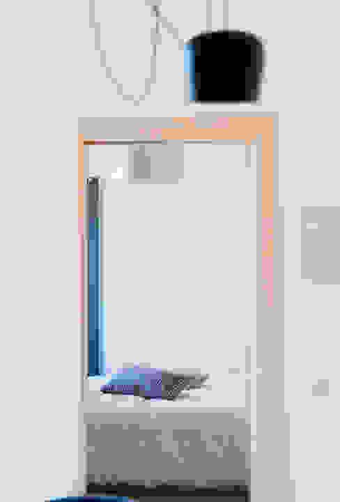 HOUSE #ABC Camera da letto moderna di VITAE STUDIO - architettura Moderno