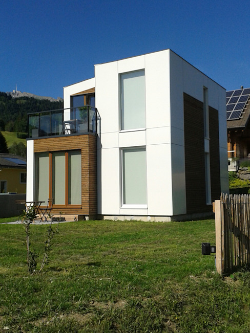 cubushome Casas de estilo moderno