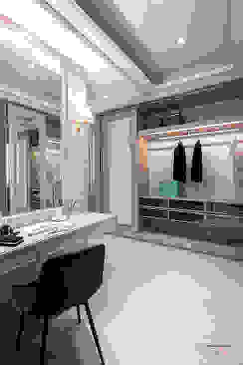 良勳建設-蕾夢湖 II SING萬寶隆空間設計 更衣室