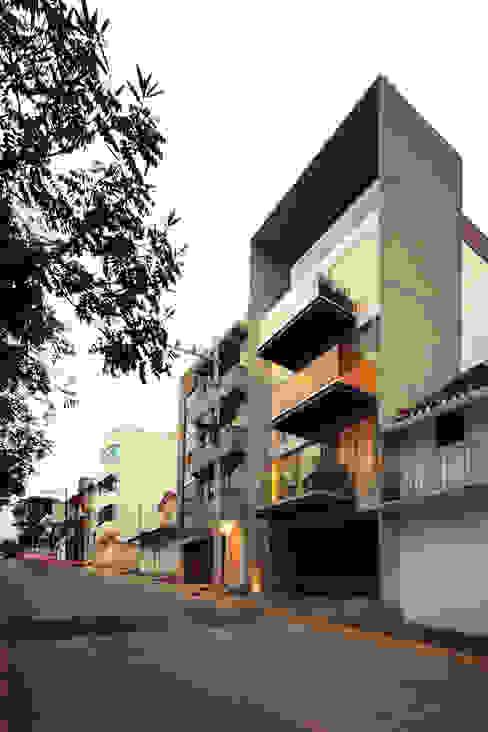 Modern home by BCA Taller de Diseño Modern