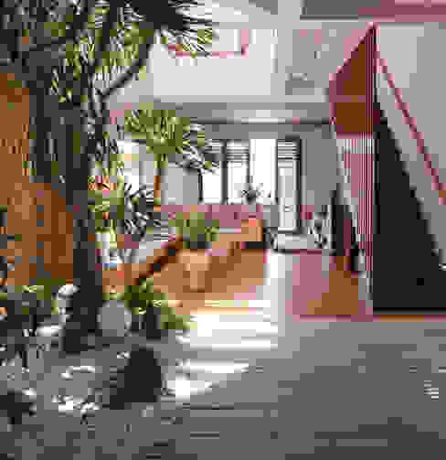 Livings de estilo  por Công ty TNHH Xây Dựng TM – DV Song Phát , Moderno