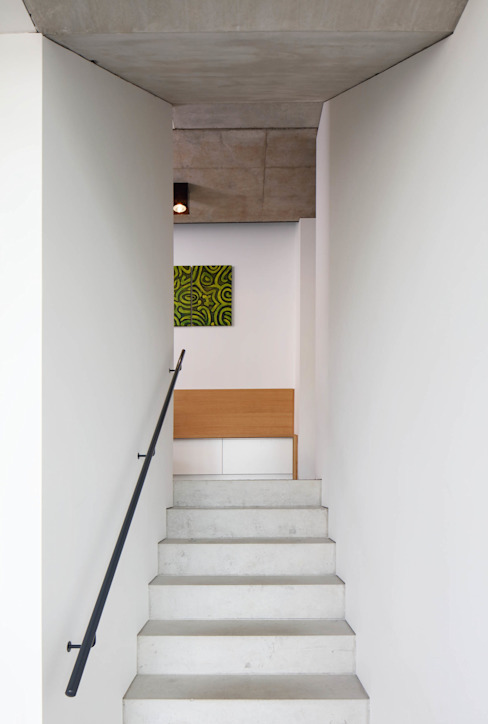 Treppenaufgang Architekturbüro zwo P Treppe