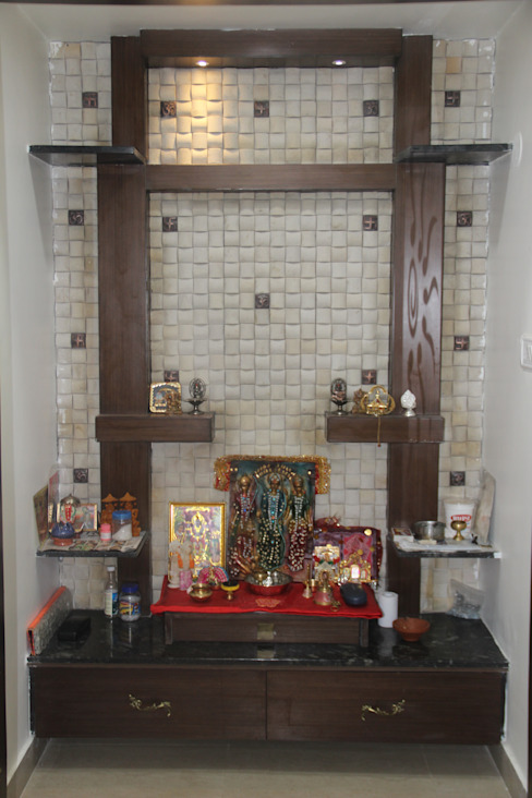 10 Peaceful Pooja Room Ideas For Indian Homes Part I