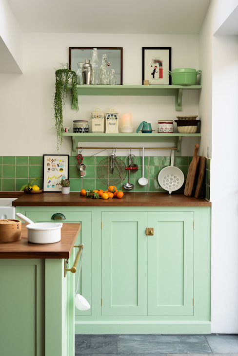The Khoollect Kitchen by deVOL:  Kitchen units by deVOL Kitchens,