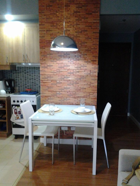 Grand Midori-Makati marcdeco Modern dining room
