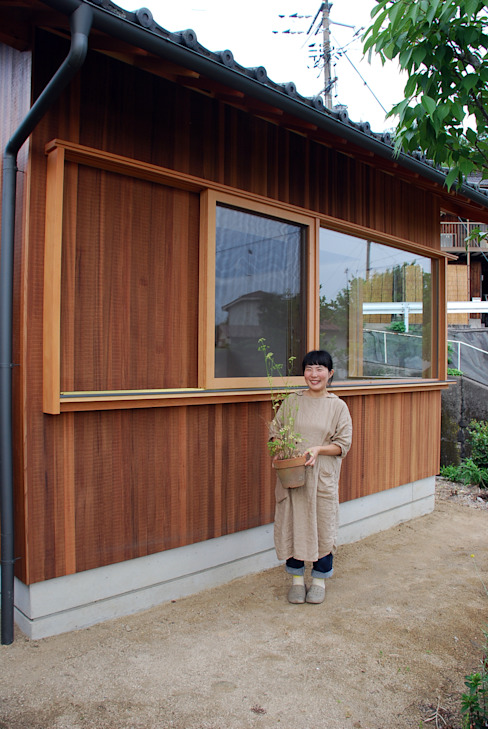Houses by 丸菱建築計画事務所 MALUBISHI ARCHITECTS