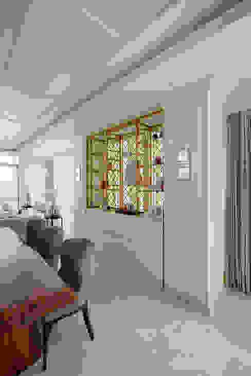 Senopati Suites Apartment Ruang Makan Klasik Oleh High Street Klasik