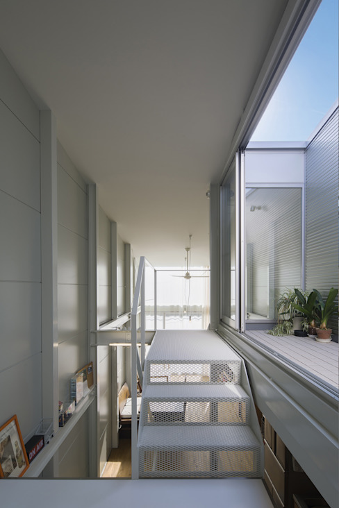溫室 by 山本嘉寛建築設計事務所 YYAA