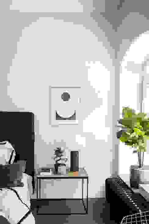 La casa con le pareti di mattoni di Design for Love Scandinavo