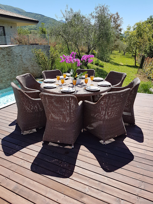 Uniko Garden Furniture Synthetic