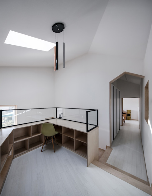 인천운서동주택: 위드하임의  방