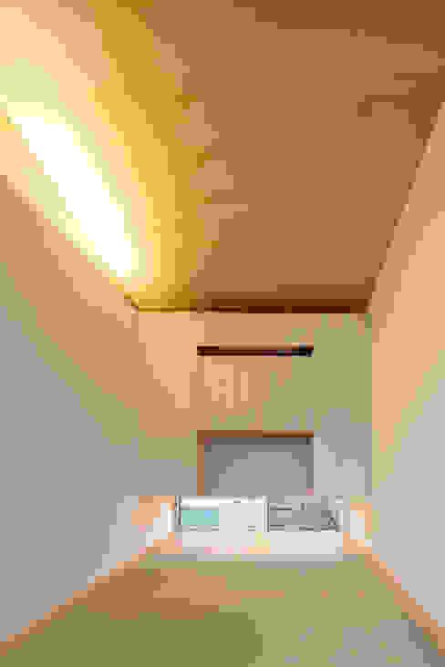 桜並木と暮らす家 ミニマルデザインの 多目的室 の 設計事務所アーキプレイス ミニマル