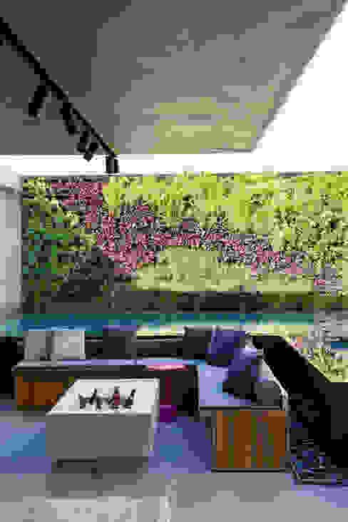 Casa LV Hobjeto Arquitetura Jardins modernos